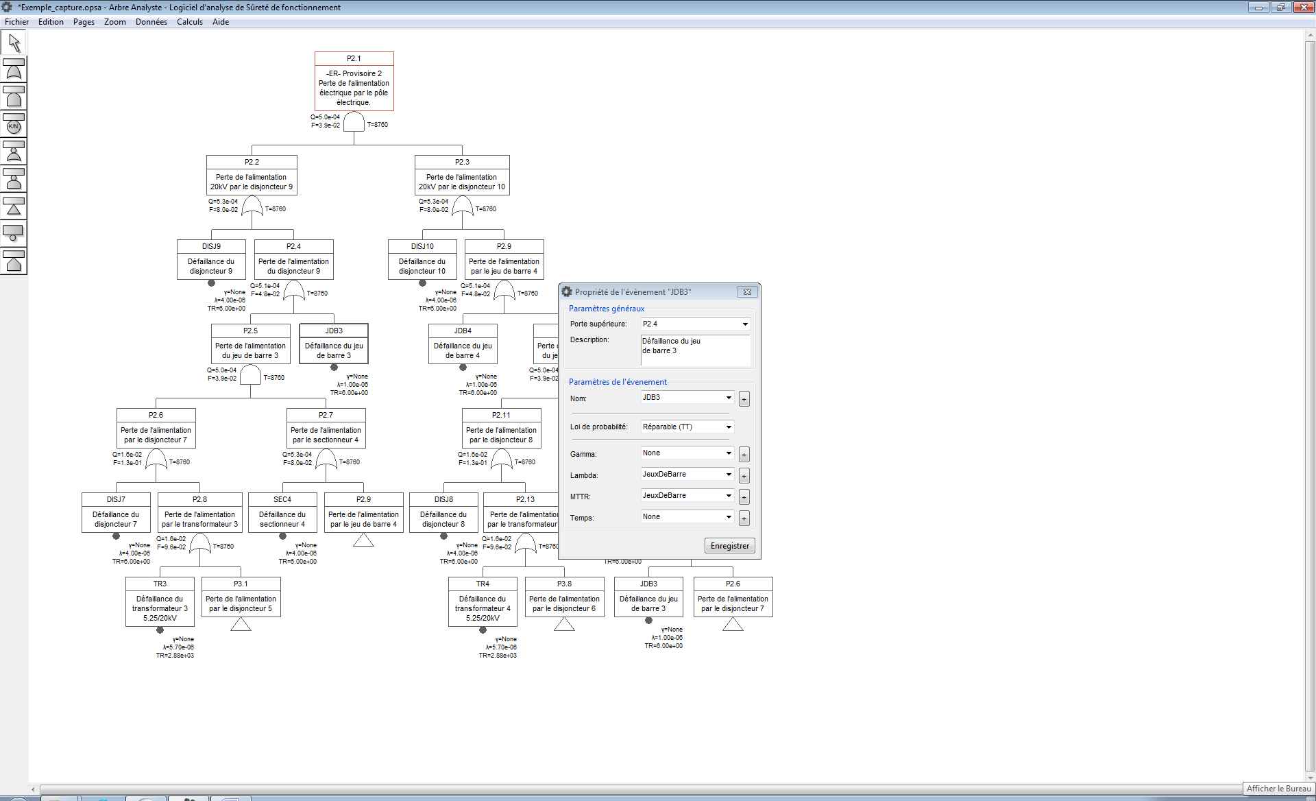 Arbre Analyste A Professional Fault Tree Assessment Software Free